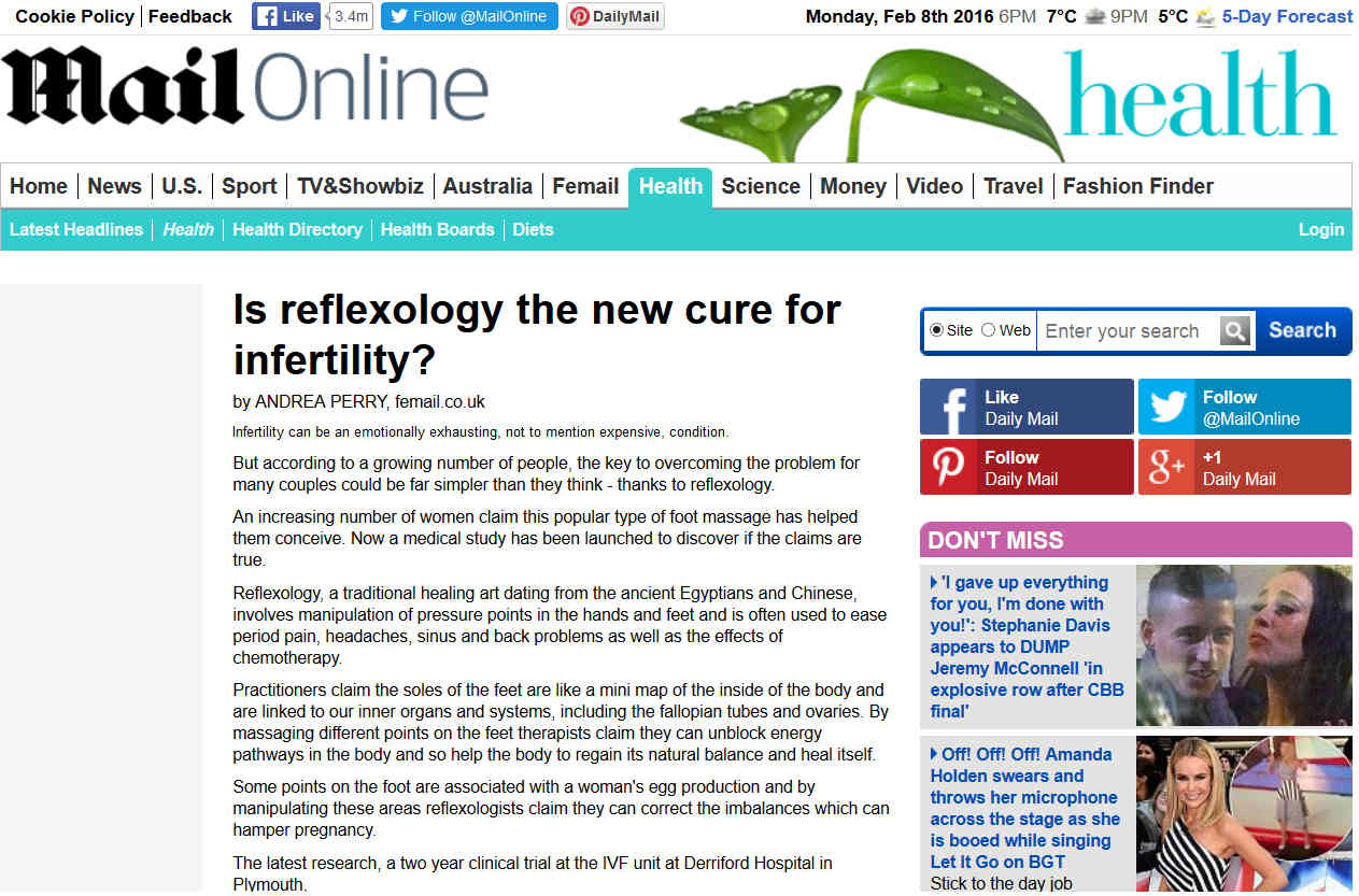 http://www.dailymail.co.uk/health/article-20980/Is-reflexology-new-cure-infertility.html